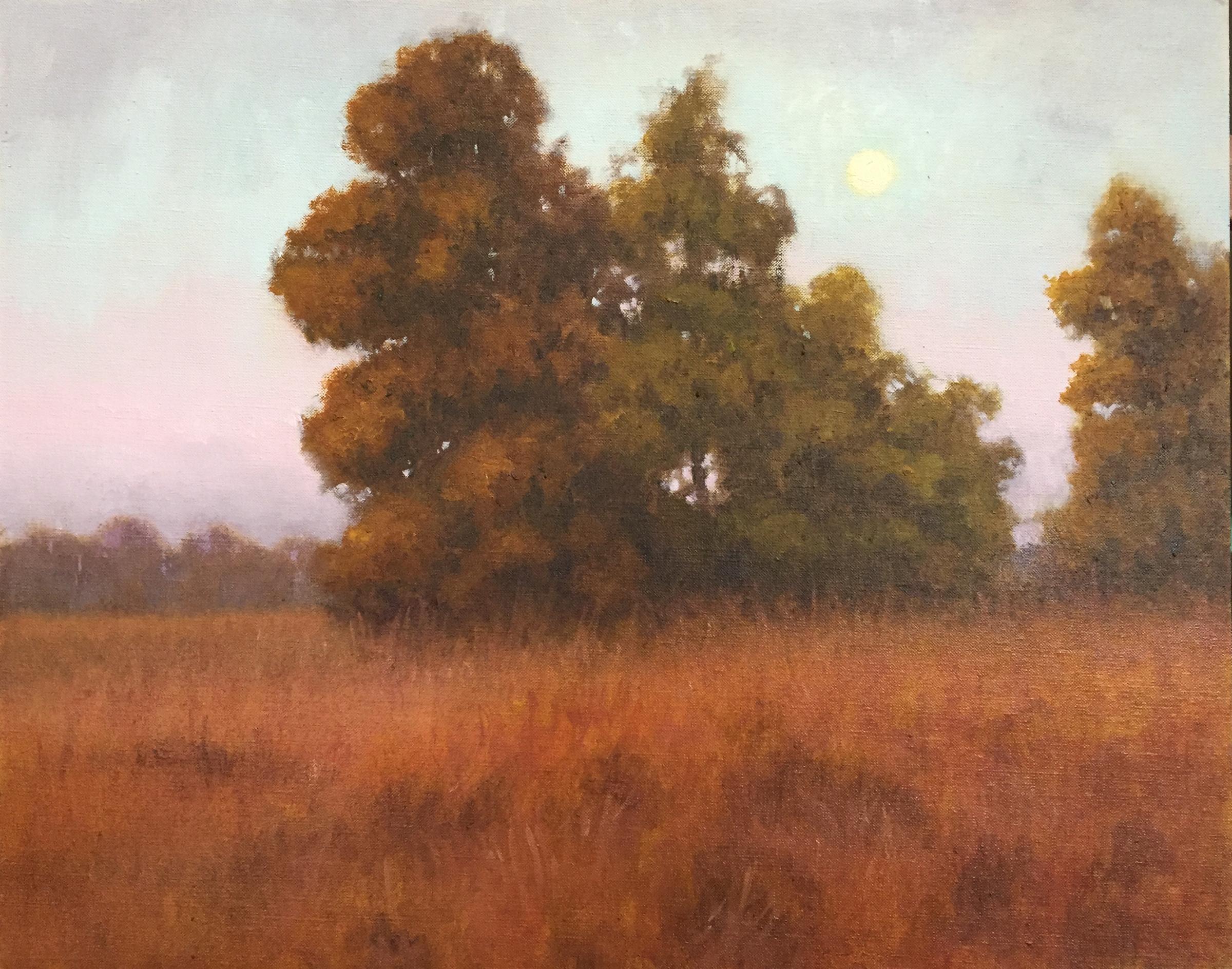 Autumn Moonrise