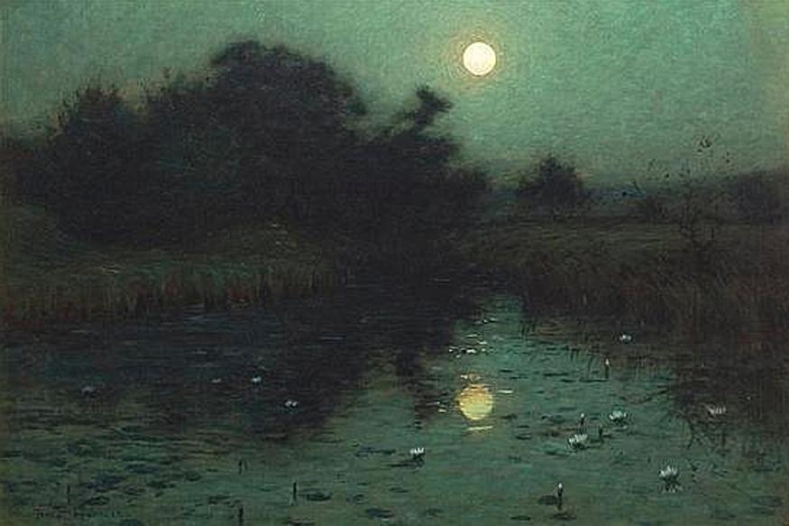 Birge Harrison nocturne