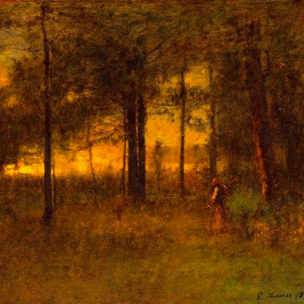 inness 19th c american art