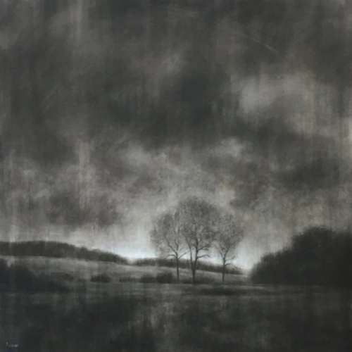 rob wellings charcoal drawing