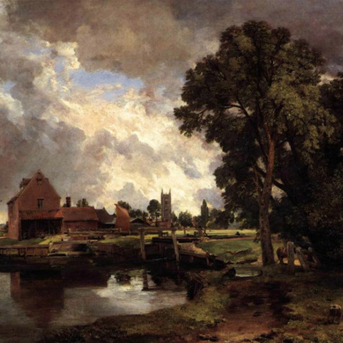 constable 19th c european art 1800 - 1850